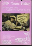 ARGUS FILDIER 1986 Cartes Postales (Port Gratuit ) - Collectors