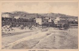 SAN REMO   - STABILIMENTO   BAGNI - San Remo