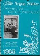 ARGUS FILDIER 1985 Cartes Postales (Port Gratuit ) - Collectors