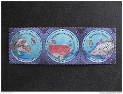 Nouvelle-Calédonie: TB Bande N°890/892, Neuve XX . - New Caledonia