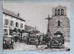 CPM - Il était Une Fois Les Cévennes Et L'Auvergne - Automobiles (1912) - 12.Véhicules Des Correspondances PLM - Ed. Ars - Taxi & Carrozzelle