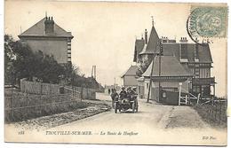 TROUVILLE SUR MER - La Route De Honfleur - Trouville