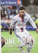 LYON / FC SEVILLE  Programme Du Match De League Des Champion Du 7/12/2016 - Habillement, Souvenirs & Autres