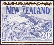 NEW ZEALAND 1994 SG 1784 $20 Used (slightly Scratched Letter Z) - Nuova Zelanda