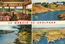D 56 - BELLE-ILE-EN-MER - Le Manoir De Goulphar - CPM - Non Voyagée - Signée IRIS - Belle Ile En Mer