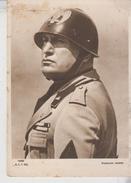 Benito Mussolini  Edizione Ballerini & Fratini Originale   B.F.F. Edit. - Personaggi Storici