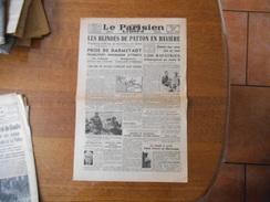 LE PARISIEN LIBERE DU MARDI 27 MARS 1945 - Informations Générales