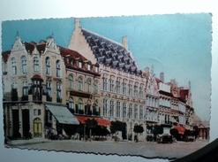 Cartes Postales > Europe > Belgique Ypres Hôtel De Ville - Belgien