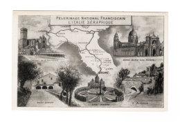 Pellegrinaggio Nazionale Francescano S. Francesco Assisi Roma - Luoghi Santi