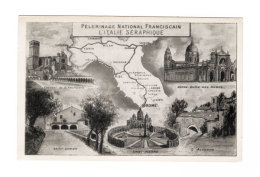 Pellegrinaggio Nazionale Francescano S. Francesco Assisi Roma - Lieux Saints