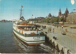 Polen/Polska/Pologne – Stettin/Szczecin - Kleur/color - Gebruikt/used - Zie Scan - Polen