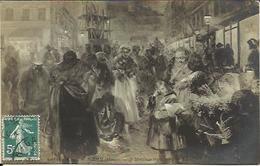 CPA - Salon 1909 N° 119 - Max KAHN - A Montmartre Le Soir. - Paintings