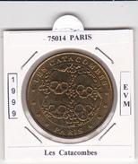 75014  PARIS -  LES CATACOMBES  -  1999 - Undated