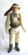FIGURINE FIRST RELEASE  STAR WARS 1982 LUKE SKYWALKER HOTH BATTLE GEAR - First Release (1977-1985)