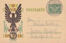 DR Ganzsache Minr.P208IIb SST München Mit Wappenadler - Deutschland