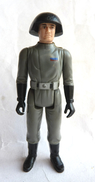 FIGURINE FIRST RELEASE  STAR WARS 1978 DEATH SQUAD COMMANDER HONG KONG (2) - First Release (1977-1985)