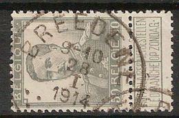 PELLENS 50 Cent Met ZELDZAME Stempel BREEDENE ; Staat Zie Scan  ! Inzet Aan 10 €  ! - 1912 Pellens