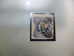 1853 - D.MARIA II  - BRAGANÇA (177) - 1853 : D.Maria