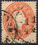 Stamp 1860 2kr Used Lot#16 - Gebraucht