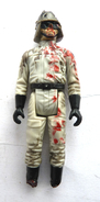 FIGURINE FIRST RELEASE STAR WARS  AT ST DRIVER CUSTOM  (1) DEATH DRIVER - First Release (1977-1985)