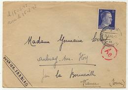 Lot 20 Enveloppes Correspondance Guerre 39-45 - Marcophilie (Lettres)