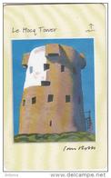 JERSEY ISL. - La Hocq Tower, CN : 63JERB(normal 0), Tirage %20000, Used - United Kingdom