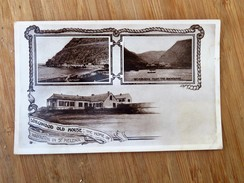 CPA SAINTE HELENE, ST. HELENA : 3 Views, Wharf, St Helena From Anchorage, Longwood Old House - Sainte-Hélène