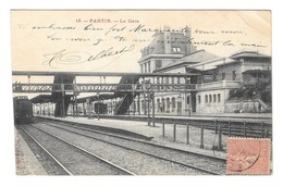 (13561-93) Pantin - La Gare - Pantin