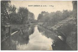 SAINT CHERON - L'Orge - Saint Cheron