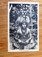 CPA SAMOA , A Chief's Son, In 1925 - Samoa