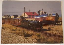 "ROMNEY HYTHE & DYMCHURCH RAILWAY No. 2 ""Northern Chief"" Approaching Dungeness - Eisenbahnen"