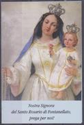 Santino - Ns. Signora Del Santo Rosario Di Fontanellato - Santini