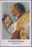 Santino - San Pio Da Pietralcina - Santini