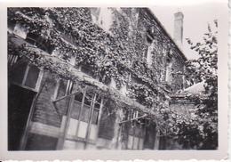 Foto Deutsche Wehrmacht In Frankreich - Krankenrevier Berck Ville -  2. WK - 8*5cm (27877) - War, Military