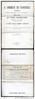 CATALOGO - LISTINO VENDITA DI FRANCOBOLLI - NOVEMBRE  1901 - DITTA RAGOZINO DI NAPOLI - Italia
