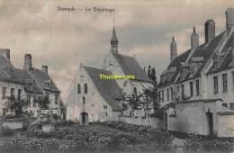 CPA DIKSMUIDE DIXMUDE LE BEGUINAGE - Diksmuide