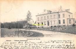 CPA  ENVIRONS DE WAVRE  GISTOUX  CHATEAU DUMONCEAU - Chaumont-Gistoux
