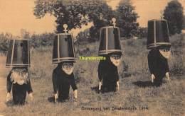 CPA  OMMEGANG VAN DENDERMONDE 1914 DE HOTTENTOTTEN - Dendermonde