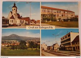 EISLINGEN/FILS - GRUSSE AUS... - MULTIVIEW - Eislingen