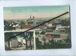 CPA -   Rouffac , Alsace - Vue Totale - Entré De La Ville , Hôpital- GruB Aus Rufach O Els - Totalansicht - Rouffach