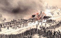 Paris Pour Le Comte De Contades à Angers (Maine Et Loire). ACCIDENT DE CHEMIN DE FER  (Meudon --> Voir Descriptif) - Marcophilie (Lettres)