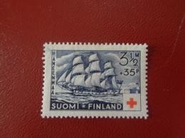 Finlande 1937 N°191 Neuf* (charnière)