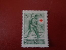 Finlande 1940 N°214 Neuf* (charnière)