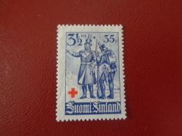Finlande 1940 N°217 Neuf* (charnière)