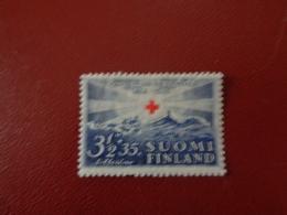 Finlande 1939 N°212 Neuf* (charnière)