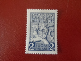 Finlande 1940 N°218 Neuf* (charnière)
