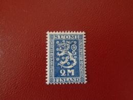 Finlande 1927 N°123 Neuf* (charnière)