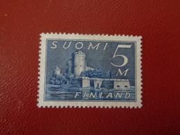 Finlande 1930/32 N°153 Neuf* (charnière)
