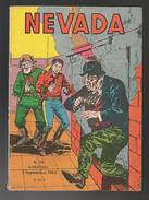 Nevada N° 119 - Editions LUG à Lyon - Septembre 1963 - Avec Miki Le Ranger, Storm Nelson Et Lone Bardo - BE - Nevada