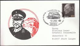 Germany Hamburg 1992 / 100 Jahre BW Wilhelmsburg / Trains / Railway - Trains